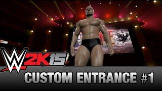 WWE 2K15 [PS4] Custom Entrance #1