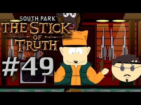 South Park Stick of Truth Walkthrough Episode 49 - Jimbo and Ned Gameplay Lets Play Part 49