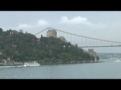 Istanbul Bosphorous tour 2015