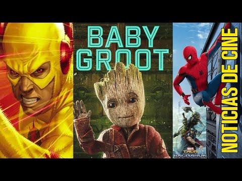 Flash Reverse-Flash Justice League - Thor Ragnarok - Trailer Spiderman Home Coming  - Aquaman - News