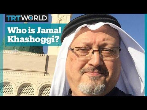 Who is Jamal Khashoggi?