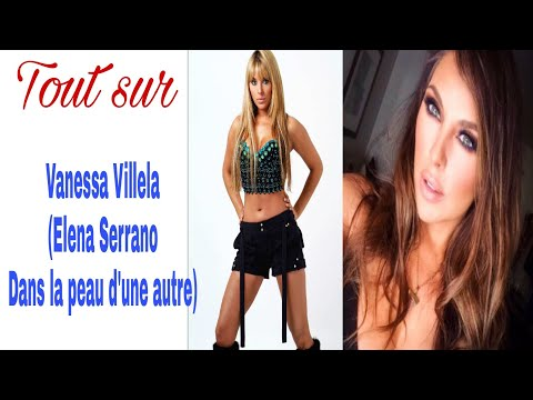 10 choses que vous ignoriez peut-être sur l'actrice Vanessa Villela (Sara montero)