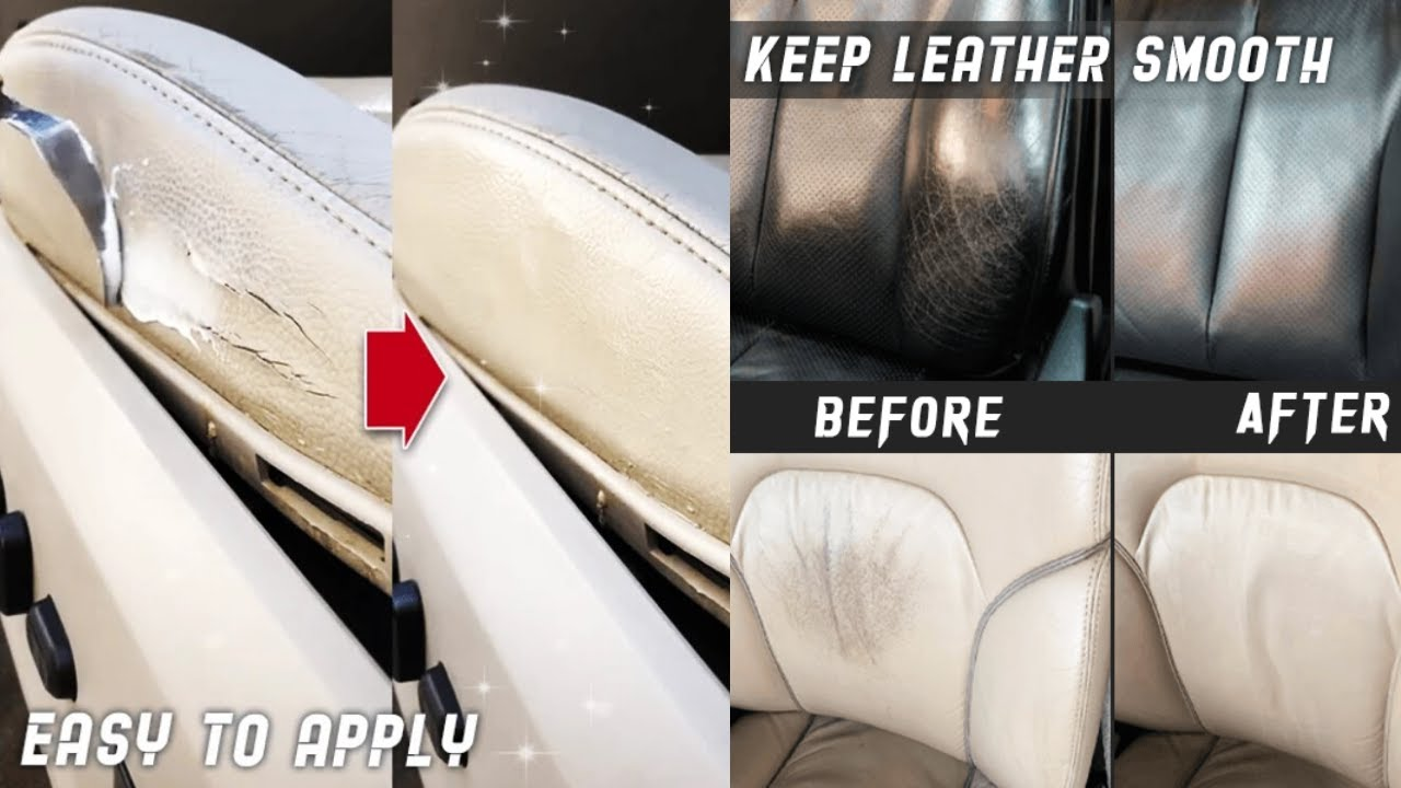 Advanced Leather Repair Gel Review 2020 - Does It Work? - YouTube