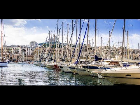 Exploring Marseille Old Port   Cathédrale La Major   Basilique du Sacré-Cœur de   MuCem   Day 2  