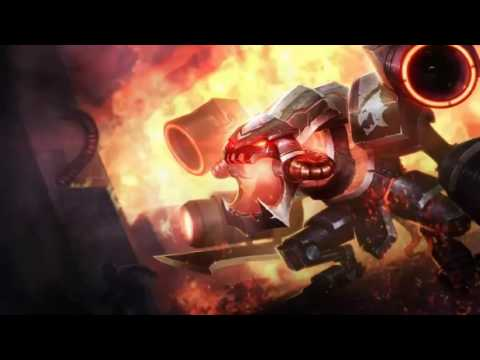 Battlecast Prime Cho'Gath Login Screen Animation Theme Intro Music Song Official 1 Hour Ex
