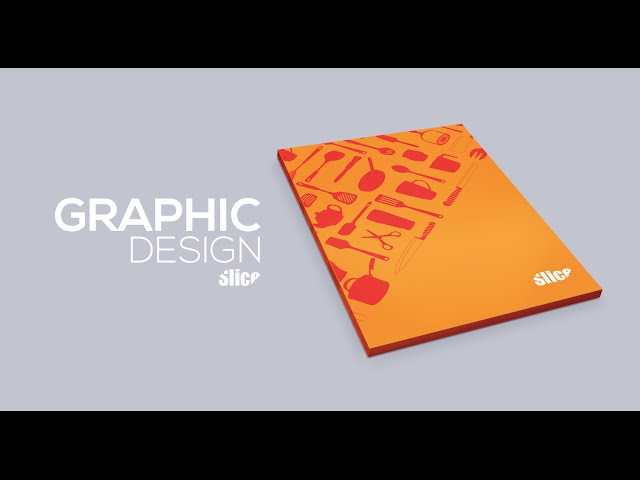 Graphic Design - Adobe Illustrator/Photoshop - Slice ( Part 1)