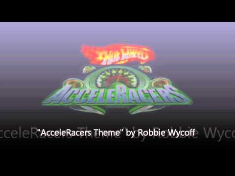 """AcceleRacers Theme"" by Robbie Wycoff"