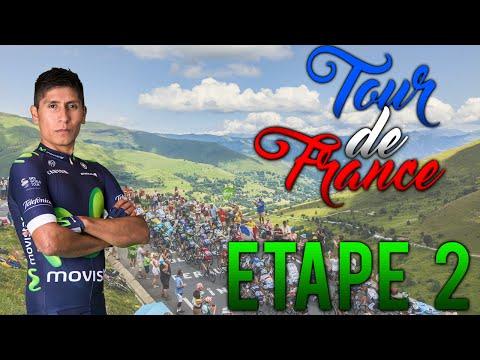 TOUR DE FRANCE 2016 | ETAPE 2 : SAINT-LO › CHERBOURG-OCTEVILLE
