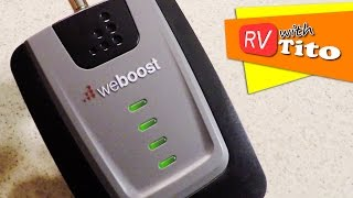 weBoost RV-4G Mobile Booster vs Drive 4G-X