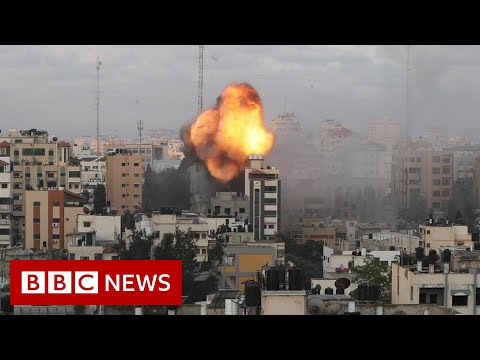Fighting between Israel and Palestinian militants continues – BBC News