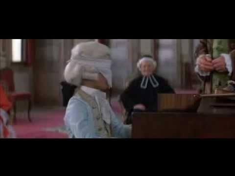 Amadeus - részlet (Milos Forman)