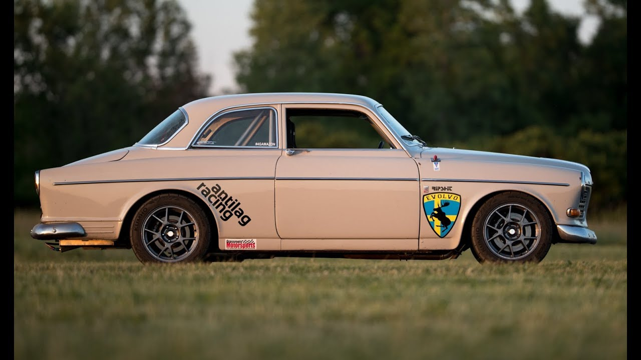 400 HP 4G63-Swapped 1968 Volvo Amazon - (Track) One Take - YouTube