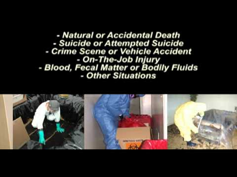 how to become certified in crime scene cleanup