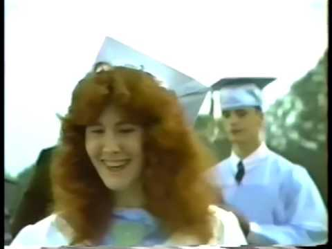 Chesapeake High School 1995 Graduation Memories (CHS-Pasadena) Part 3/8