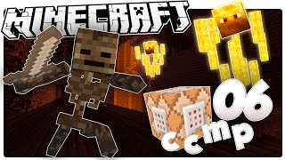minecraft 1 9   scariest nether ever   custom command mod pack 6