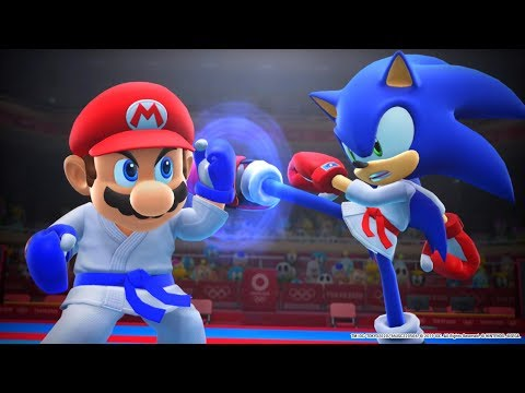 🔴[LIVE] Mario & Sonic At The Olympic Games Tokyo 2020 - LAUNCH DAY PREMIERE [MEMBER GIVEAWAY!]