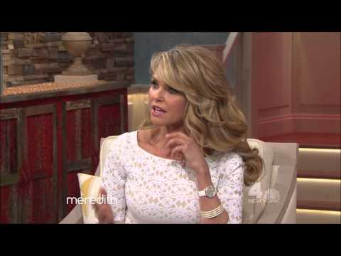 Christie Brinkley The Meredith Vieira Show 2015 03 30 - YouTube