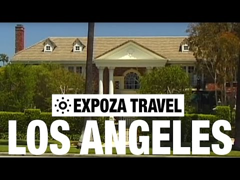 Los Angeles Vacation Travel Video Guide
