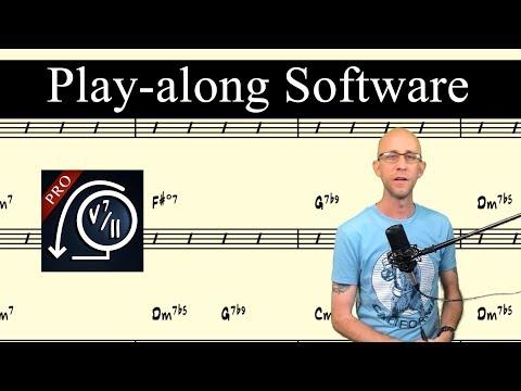 Play-along Software: Mapping Tonal Harmony Pro