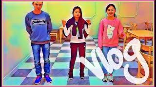 Встреча с подругой! Как живётся в Корее русскому подростку? Влог;)