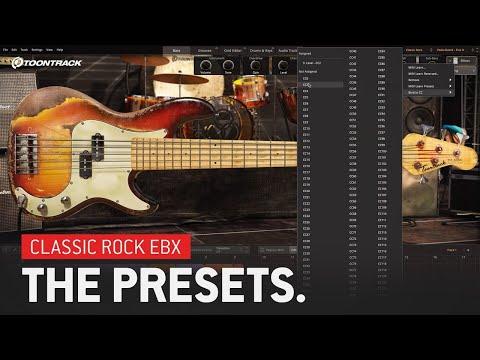 Classic Rock EBX – The Presets