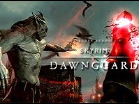 The Elder Scrolls V: Skyrim - Dawnguard, Vídeo Análisis