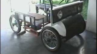 The HOY! Pinoy Mini Car In The Garage