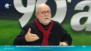 Güven Taner, Beşiktaş'ın Sivasspor Karşısındaki Futbolunu Eleştirdi