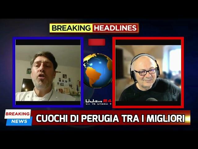 Tg Umbria+Teleterni del 28 aprile 2021