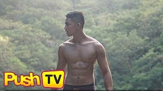 Push Tv Tony Labrusca Is A Total Bae In His New Vacation Photos