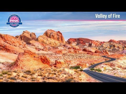 Valley of Fire State Park Tour - Las Vegas   Pink Jeep Tours