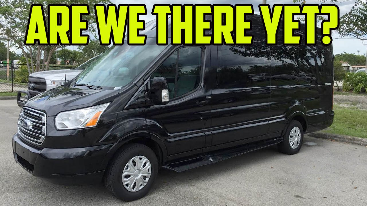 From Sawgrass Ford New Transit Conversion Van For Sale In Broward County Florida