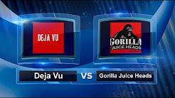 Deja Vu vs Gorilla Juice Heads - Pool Play - Jacksonville Kickball Open #JKO2017