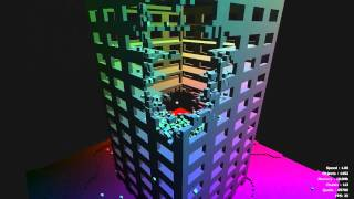 Minecraft + Physics = Awesome