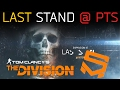 Striker+Gold build | TheDivision PTS W3 Last Stand