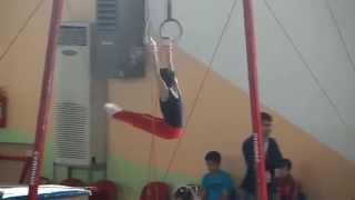 ata doğukan güleçin cimnastik halka serisi