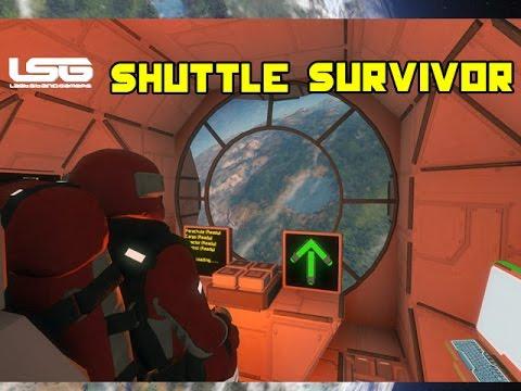 Space Engineers - Shuttle Survivor Start |