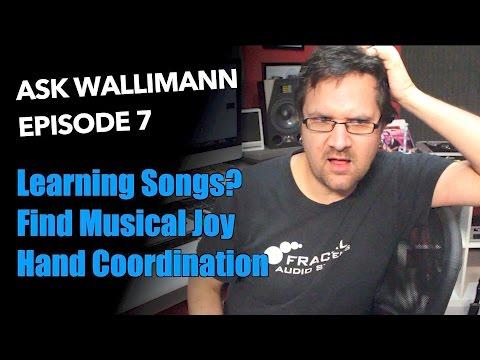 Ask Wallimann: Guitar Tips, Music Career