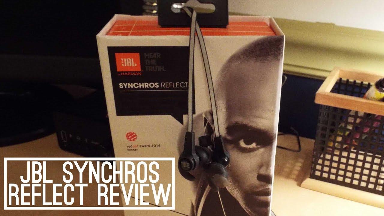 34f4667ddfd JBL Synchros Reflect: Review - YouTube