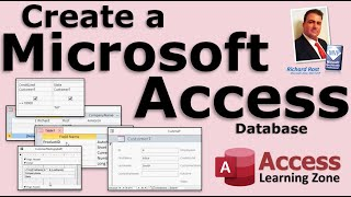 In this beginner Microsoft Access video tutorial, you will learn ho...
