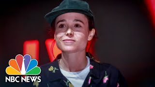 Actor elliot page, known for roles in juno and the umbrella academy, shared on social media that he is transgender. his message, page spotlighted hate...