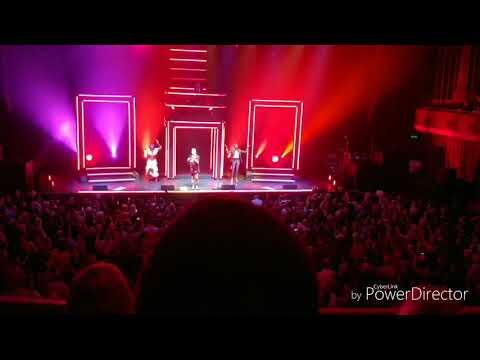 Erasure Live At Brighton Dome - Feb 2018