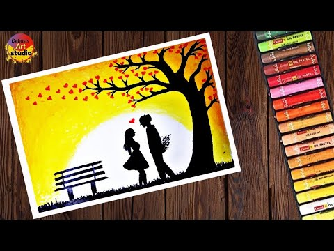 valentine's-drawing-||learn-drawing-||art#59