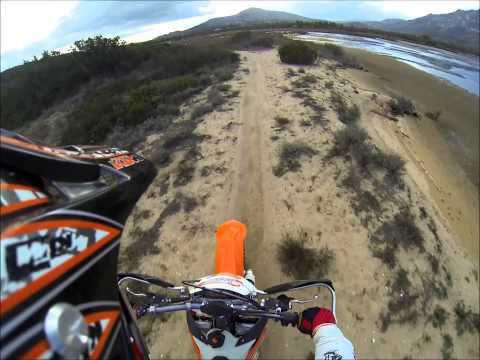 KTM Adventure Tours Sardinien Teil 1