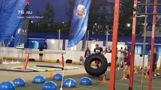 Ярослаец прошёл испытания на шоу «Русский ниндзя-2»