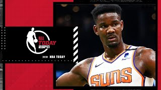 Adrian Wojnarowski gives the latest on Deandre Ayton not getting the rookie extension   NBA Today