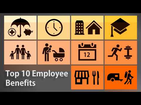 Top 10 Employee Benefits in Singapore