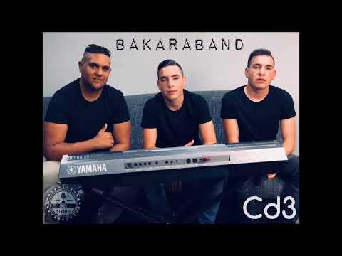 BakaraBand - CD 3 - Zakamlom man