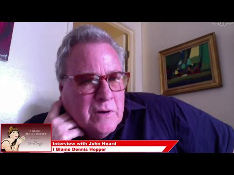 John Heard, Actor  I Blame Dennis Hopper on Popcorn Talk 071817