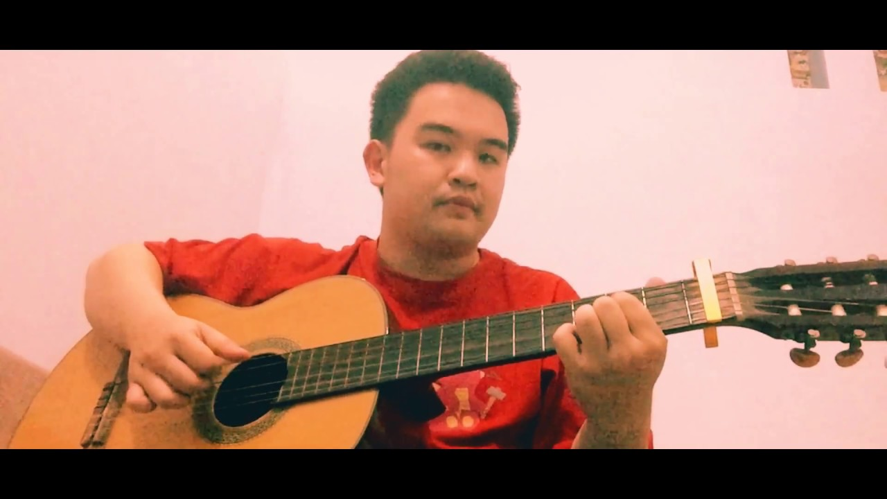 Soulmate Kahitna Simple Guitar Fingerstyle Cover Youtube